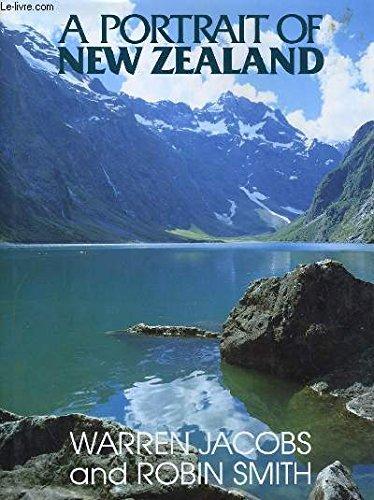 9780908598359: A Portrait of New Zealand