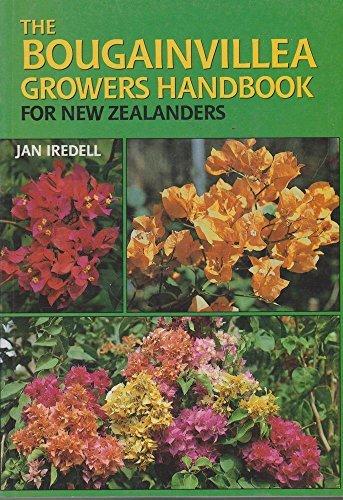 9780908610990: The Bougainvillea Growers Handbook for New Zealand