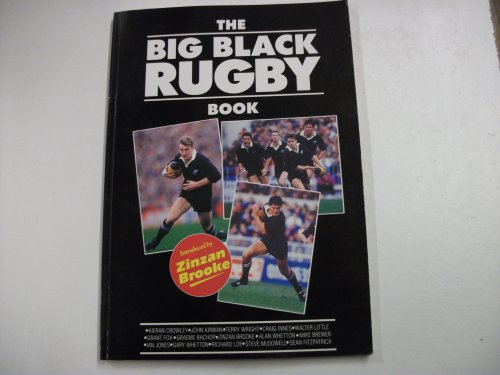9780908630332: The Big Black Rugby Book