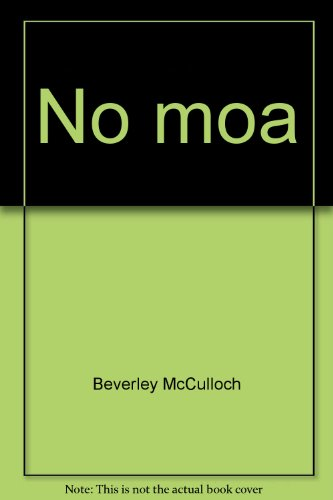 No moa: McCulloch, Beverley