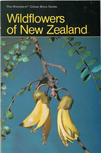 9780908660230: Wild Flowers of New Zealand