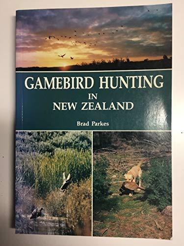 Gamebird Hunting in New Zealand: Brad Parkes