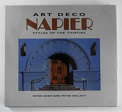 9780908802210: Art Deco Napier - Styles of the Thirties
