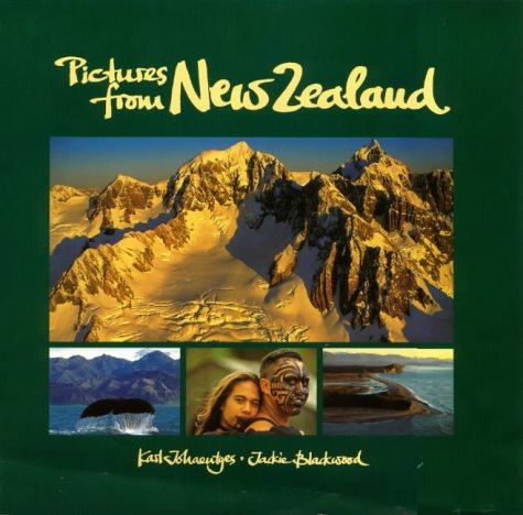 9780908802265: Pictures of New Zealand