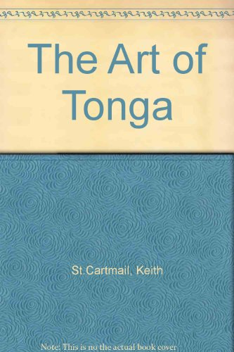 9780908802371: The Art of Tonga