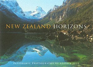 9780908802692: New Zealand Horizons Panoramic Photography