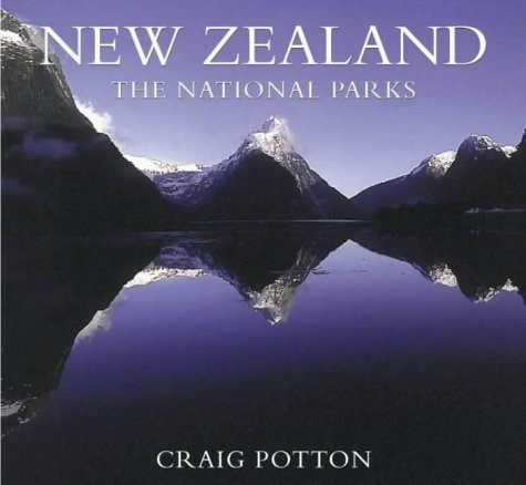 9780908802722: New Zealand: The National Parks