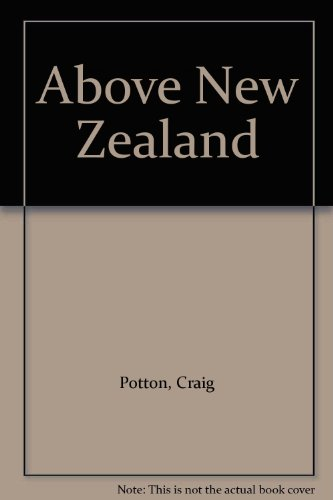 9780908802739: Above New Zealand