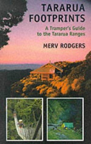 9780908812653: Tararua Footprints: A Tramper's Guide to the Tararua Ranges