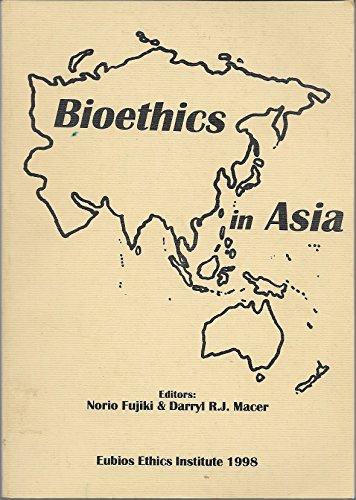 Bioethics in Asia: Fujiki, Norio