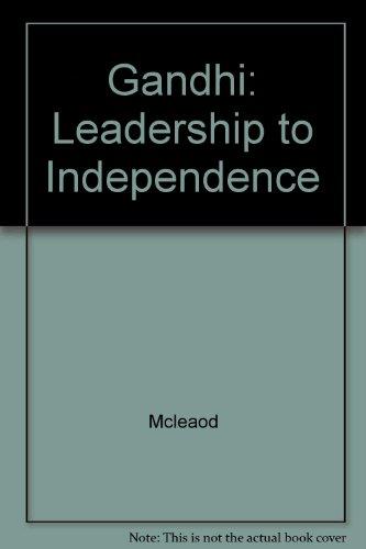 Gandhi (Paperback): Mcleaod