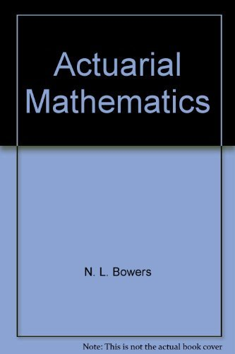 9780908959402: Actuarial Mathematics