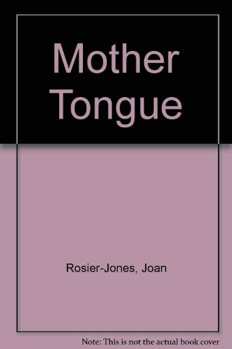 9780908990320: Mother Tongue