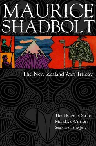 New Zealand Wars Trilogy (0908990995) by Shadbolt, Maurice
