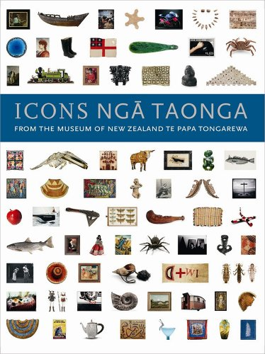 9780909010966: Icons Nga Taonga: From the Collections of the Museum of New Zealand Te Papa Tongarewa