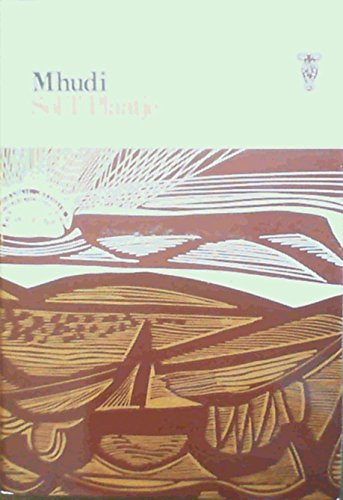 9780909078010: Mhudi (African Fiction Library ; No. 1)