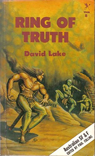 9780909117146: The ring of truth (Australian SF & F)