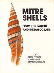 9780909197117: Mitre shells from the Pacific and Indian Oceans