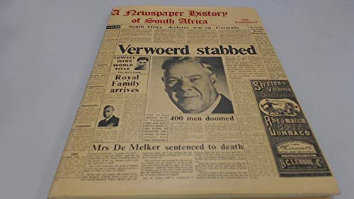 9780909238209: A newspaper history of South Africa