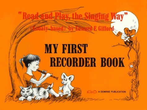 9780909268626: My First Recorder Book