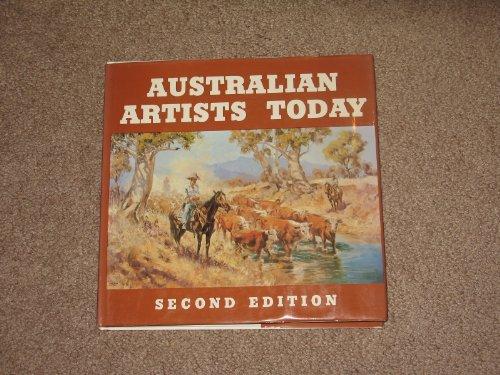 9780909363000: Australian artists today