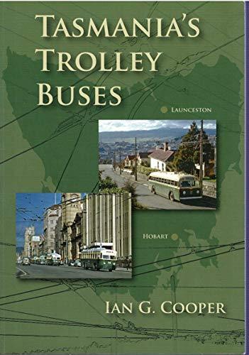 9780909459222: Tasmania's Trolley Buses