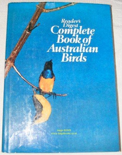 Reader's Digest Complete Book of Australian Birds: Reader's Digest