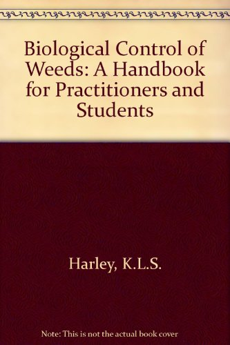 9780909605742: Biological Control of Weeds: A Handbook for Practitioners and Students