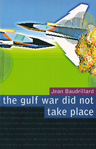 9780909952235: The Gulf War Did Not Take Place