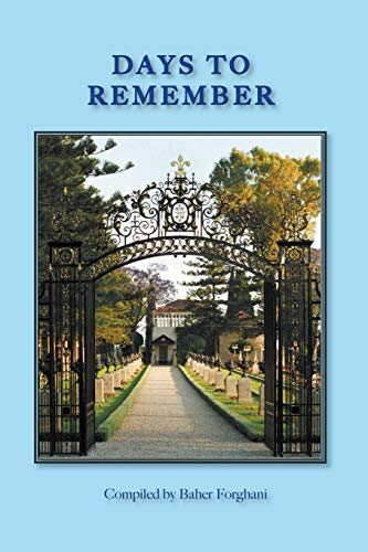 9780909991265: Days to Remember: Baha'i Holy Days