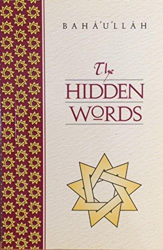9780909991968: Hidden Words