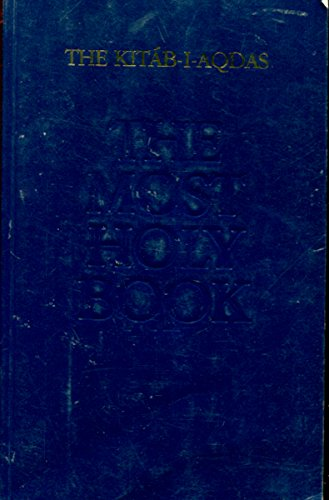 9780909991975: The Kitab I Aqdas