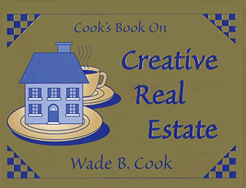9780910019378: Cook's Book on Creative Real Estate