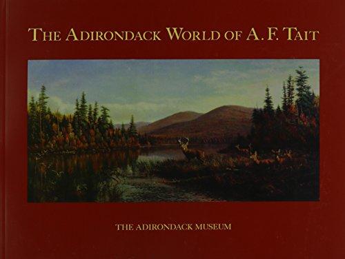 The Adirondack World of A.F. Tait: Welsh, Caroline M.