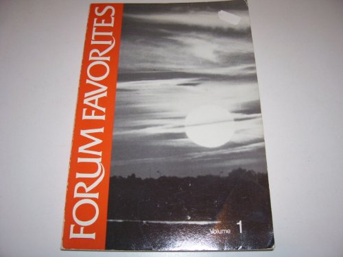9780910034517: Forum Favorites: Volumes 1, 2, 3 & 4