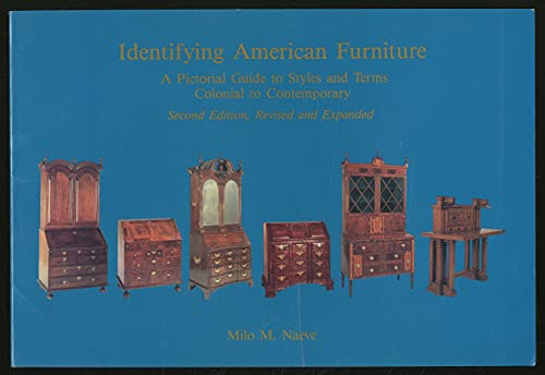 9780910050968: Identifying American Furniture: A Pictorial Guide to Styles and Terms Colonial to Contemporary (American Association for State and Local History Book Series)