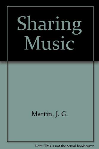 9780910075060: Sharing Music