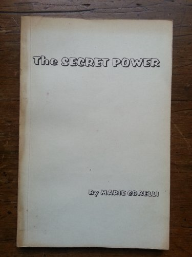 Secret Power: Marie Corelli