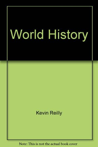 9780910129237: World History (Selected Reading Lists and Course Outlines from American Col)