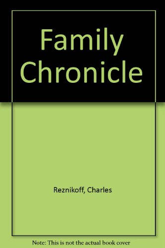 9780910129732: Family Chronicle