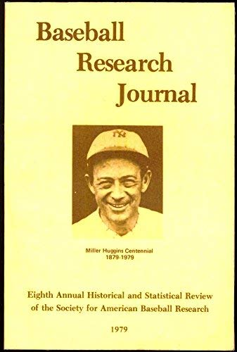 9780910137065: The Baseball Research Journal, 1979