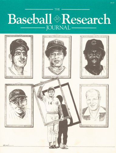 The Baseball Research Journal Volume 20