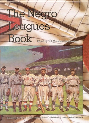 9780910137607: The Negro Leagues Book: Limited Edition