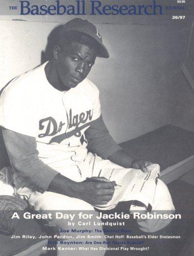 9780910137706: The Baseball Research Journal (BRJ), Volume 26
