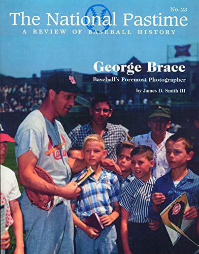 THE NATIONAL PASTIME: A Review of Baseball History - Vol. 23