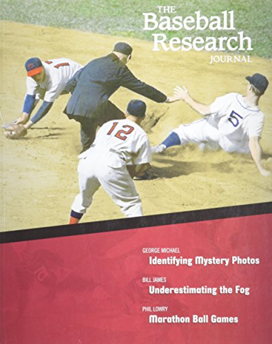 The Baseball Research Journal Number 33