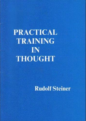 9780910142298: Practical Training in Thought