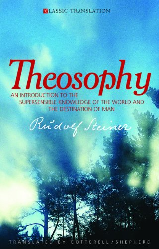 9780910142397: Theosophy: An Introduction to Supersensible Knowledge