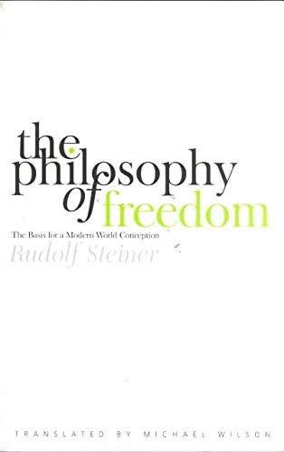 9780910142526: Philosophy of Freedom