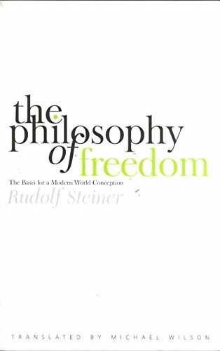 9780910142526: Philosophy of Freedom